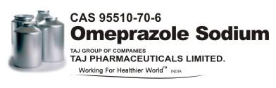 Omeprazole Sodium CAS number 95510-70-6
