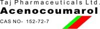 Acenocoumarol CAS number 152-72-7