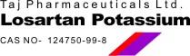 Losartan Potassium CAS Registry Number 124750-99-8