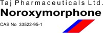 Noroxymorphone CAS No.: 33522-95-1