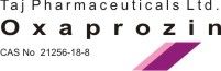 Oxaprozin CAS number 21256-18-8
