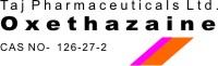 Oxethazaine CAS Registry Number 126-27-2