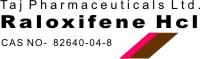 Raloxifene Hcl CAS Registry Number 82640-04-8
