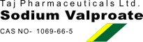 Sodium Valproate CAS number 1069-66-5