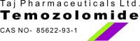 Temozolomide CAS number 85622-93-1
