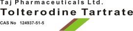 Tolterodine Tartrate CAS number 124937-51-5