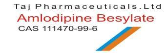 amlodpine besylate CAS  No. 111470-99-6.