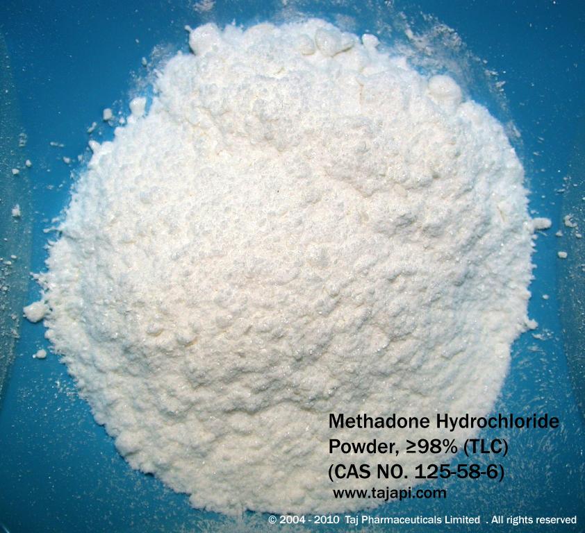 Methadone hydrochloride