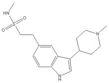 Naratriptan Formula C17H25N3O2S