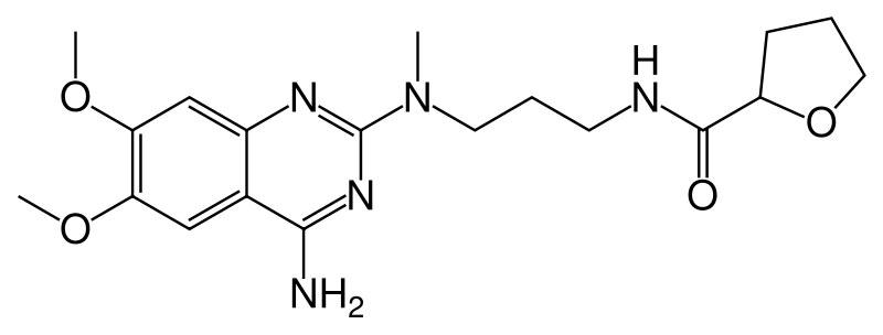 Alfuzosin Molecular Weight: 425.91