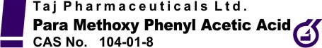 Para Methoxy Phenyl Acetic Acid logo