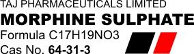 Morphine sulphate Cas No. 64-31-3
