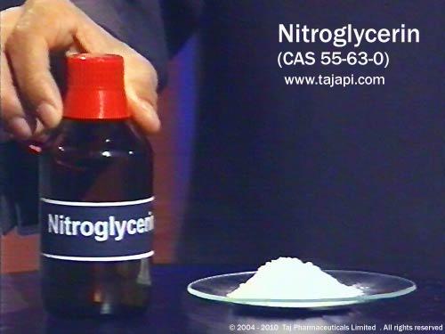 Nitroglycerin Cas 55 63 0 Nitroglycerin Manufacturing